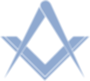 image masonic compass large